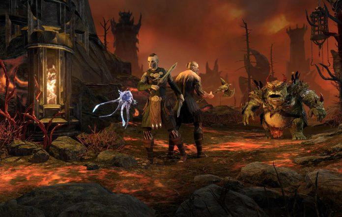 The Elder Scrolls Online Blackwood event