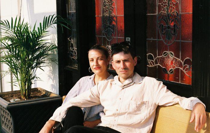 Emma Russack and Lachlan Denton