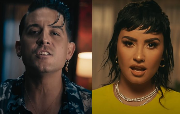 G Eazy and Demi Lovato team up for raw new single 'Breakdown'