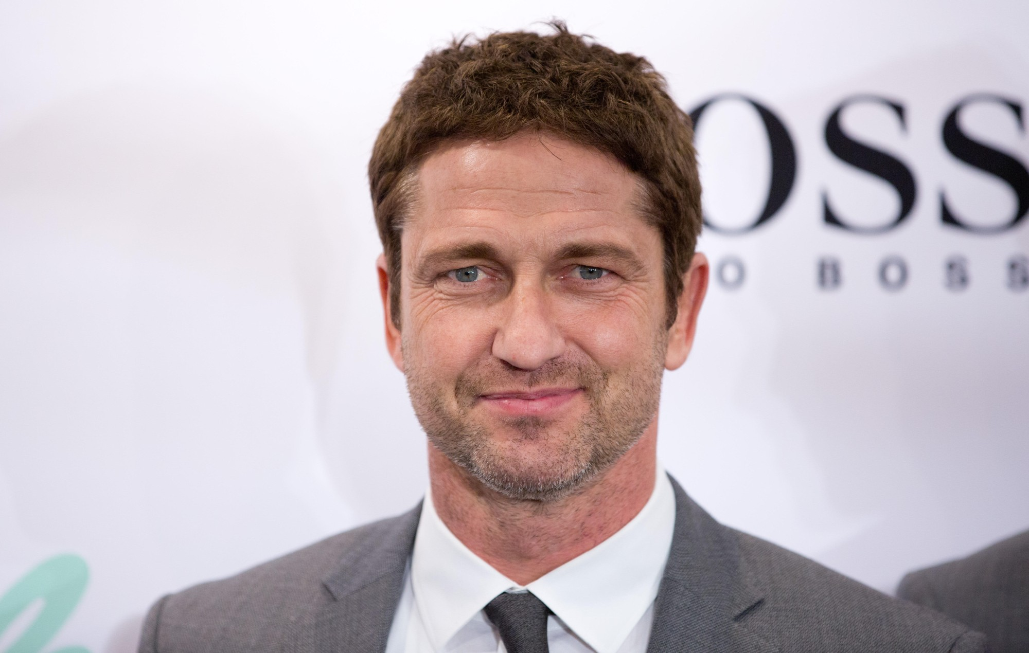 Gerard Butler once injured three people in a single day of