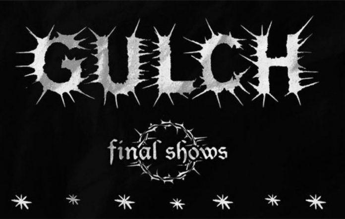 Gulch split