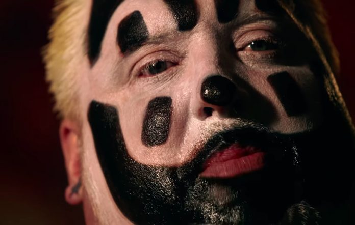 Insane Clown Posse's Violent J in the trailer for 'United States of Insanity'