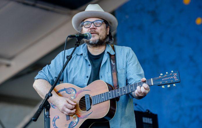 Jeff Tweedy Wilco theme song Ted Lasso Marcus Mumford season two 2021