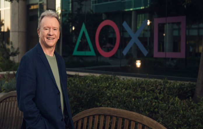 Jim Ryan, CEO of Sony Interactive Entertainment. Image credit: Sony