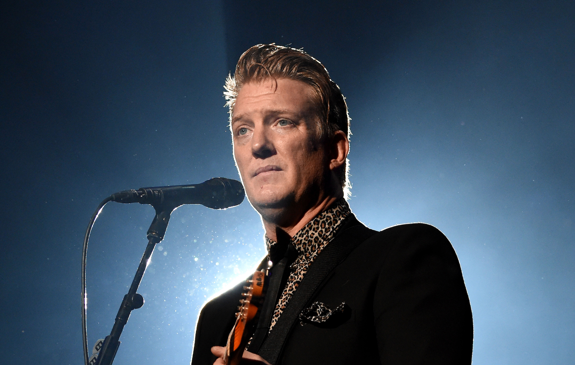Josh Homme. Credit: Kevin Mazur/Getty Images for The Chris Cornell Estate
