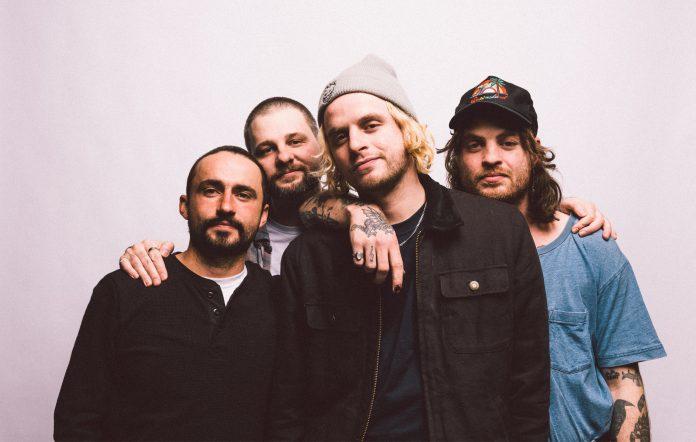 LOSER Australia band interview 2021 All the Rage album