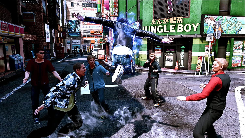 Lost Judgment. Credit: Sega