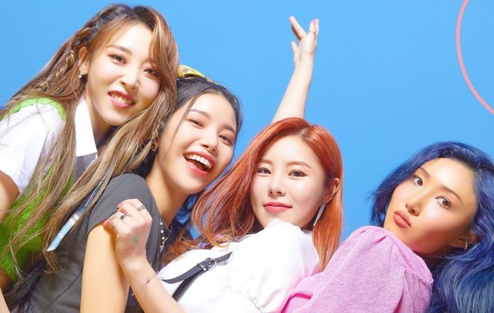 i say MAMAMOO the best mumumumuch music video teaser
