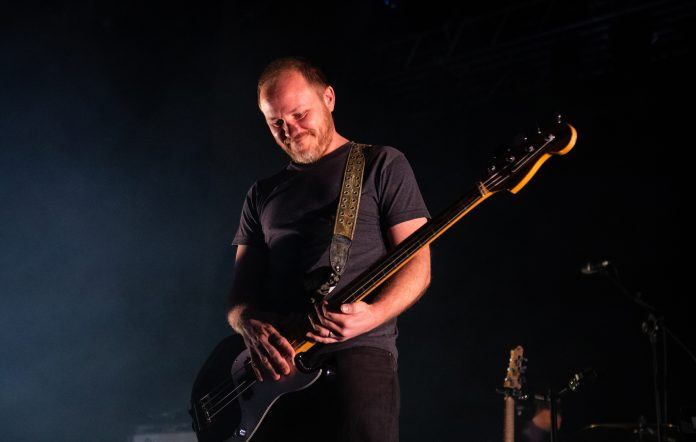 Michael James of Explosions In The Sky. Credit: Roberto Finizio/Getty Images