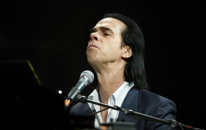 Nick Cave, live. Credit: WENN Rights Ltd / Alamy Stock Photo