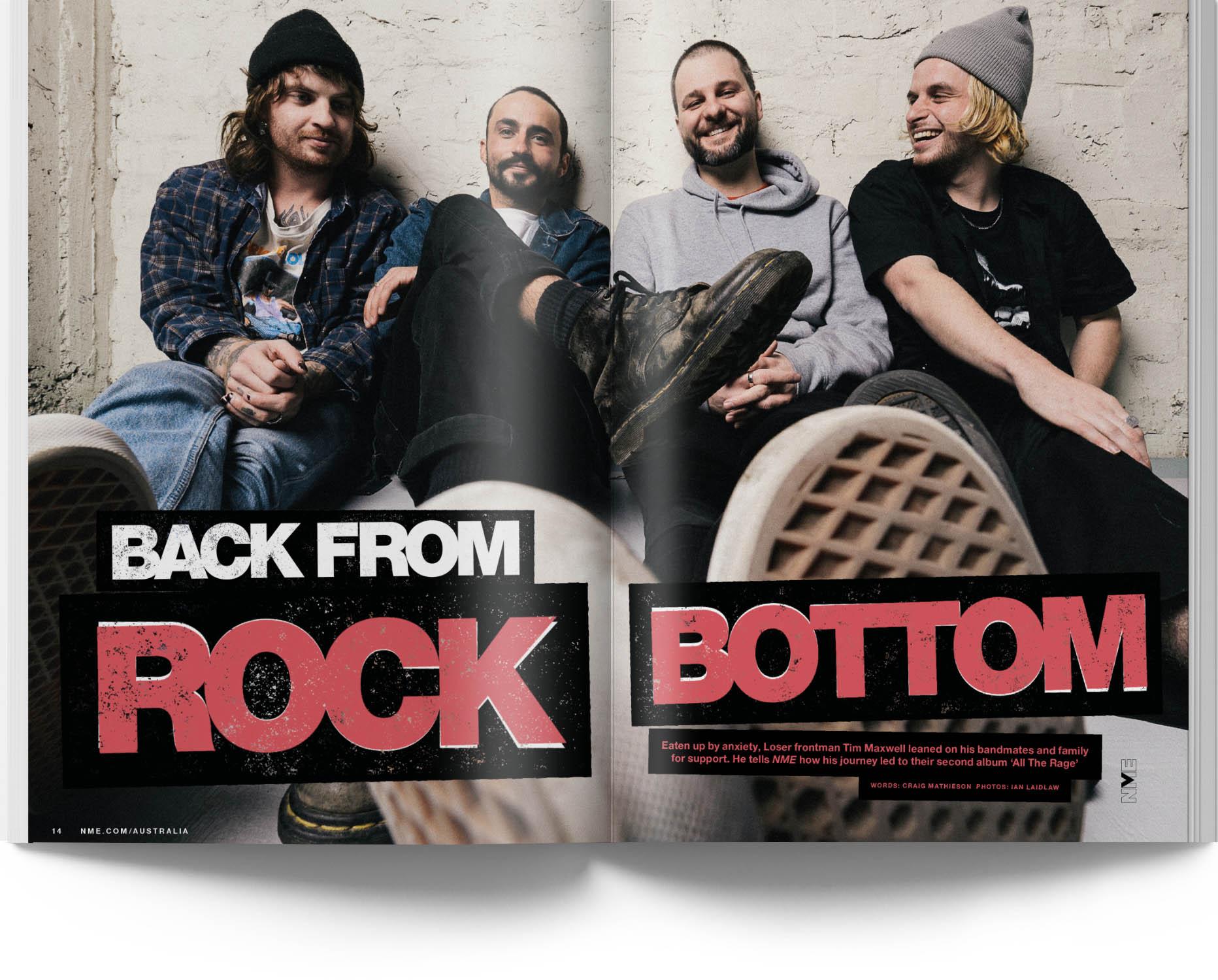 NME Australia Magazine Issue 22