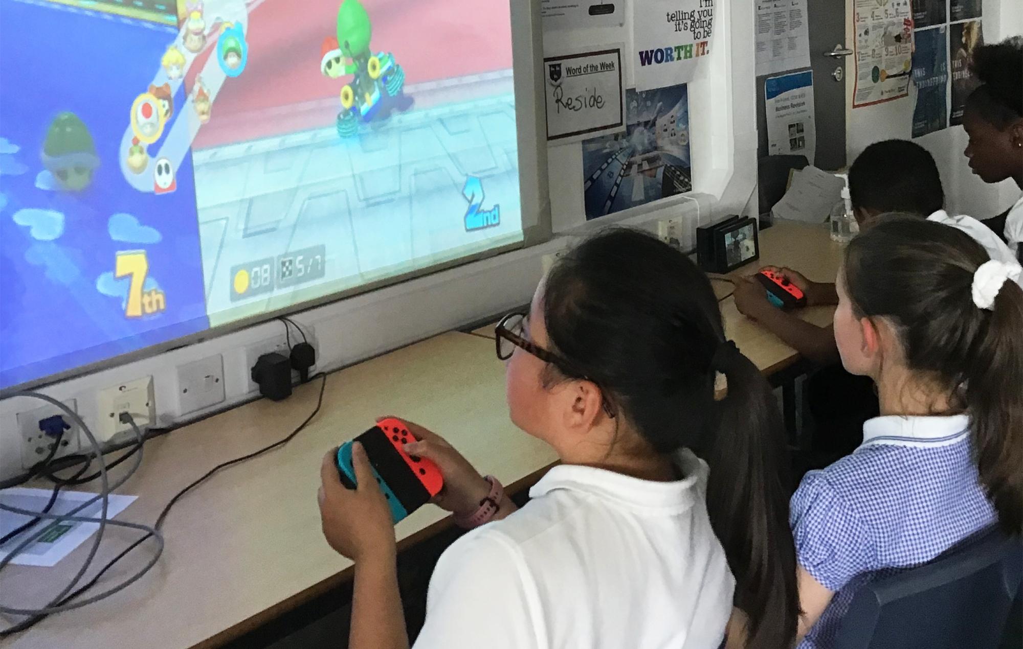Nintendo Junior Esports
