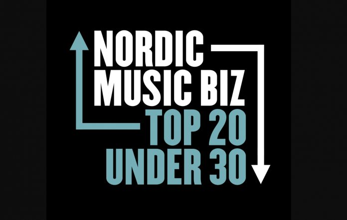 Nordic Music Biz has announced their Top 20 Under 30 for 2021
