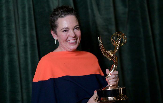 Olivia Colman Emmys