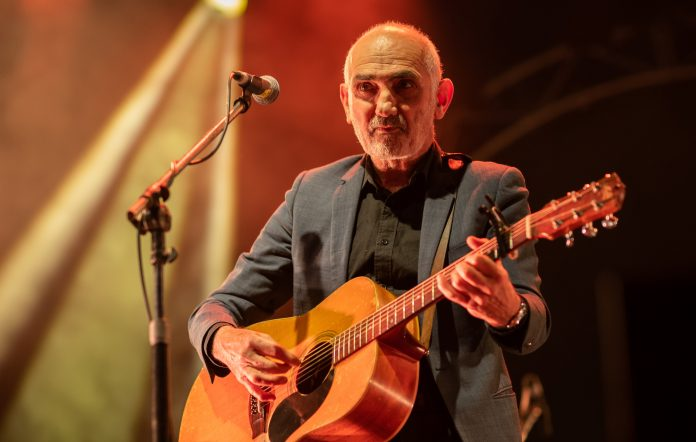 Paul Kelly. Credit: Marc Grimwade/Getty Images
