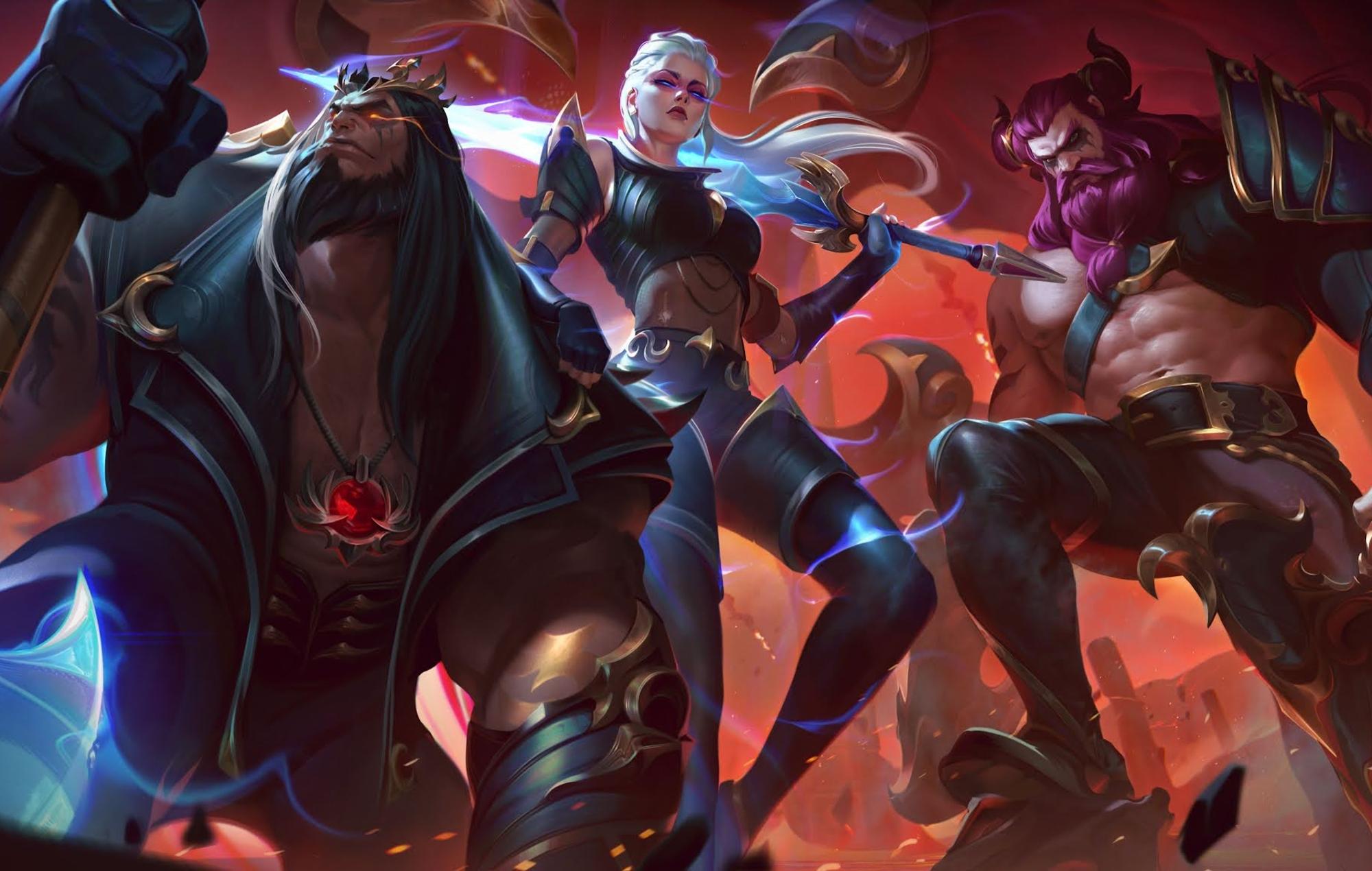 pentakill league of legends