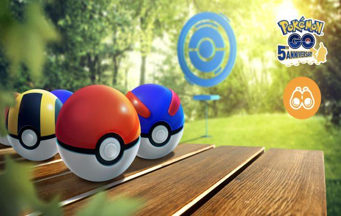 Pokémon GO. Image credit: Niantic/The Pokémon Company
