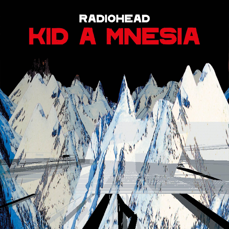 Radiohead - 'KID A MNESIA' artwork