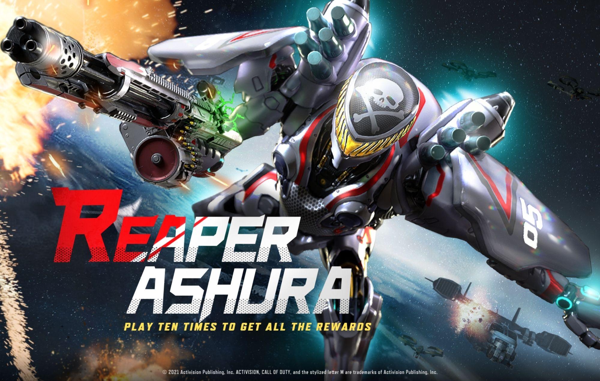 Reaper Ashura