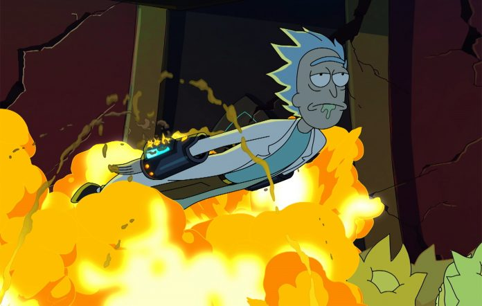 Rick and morty finale