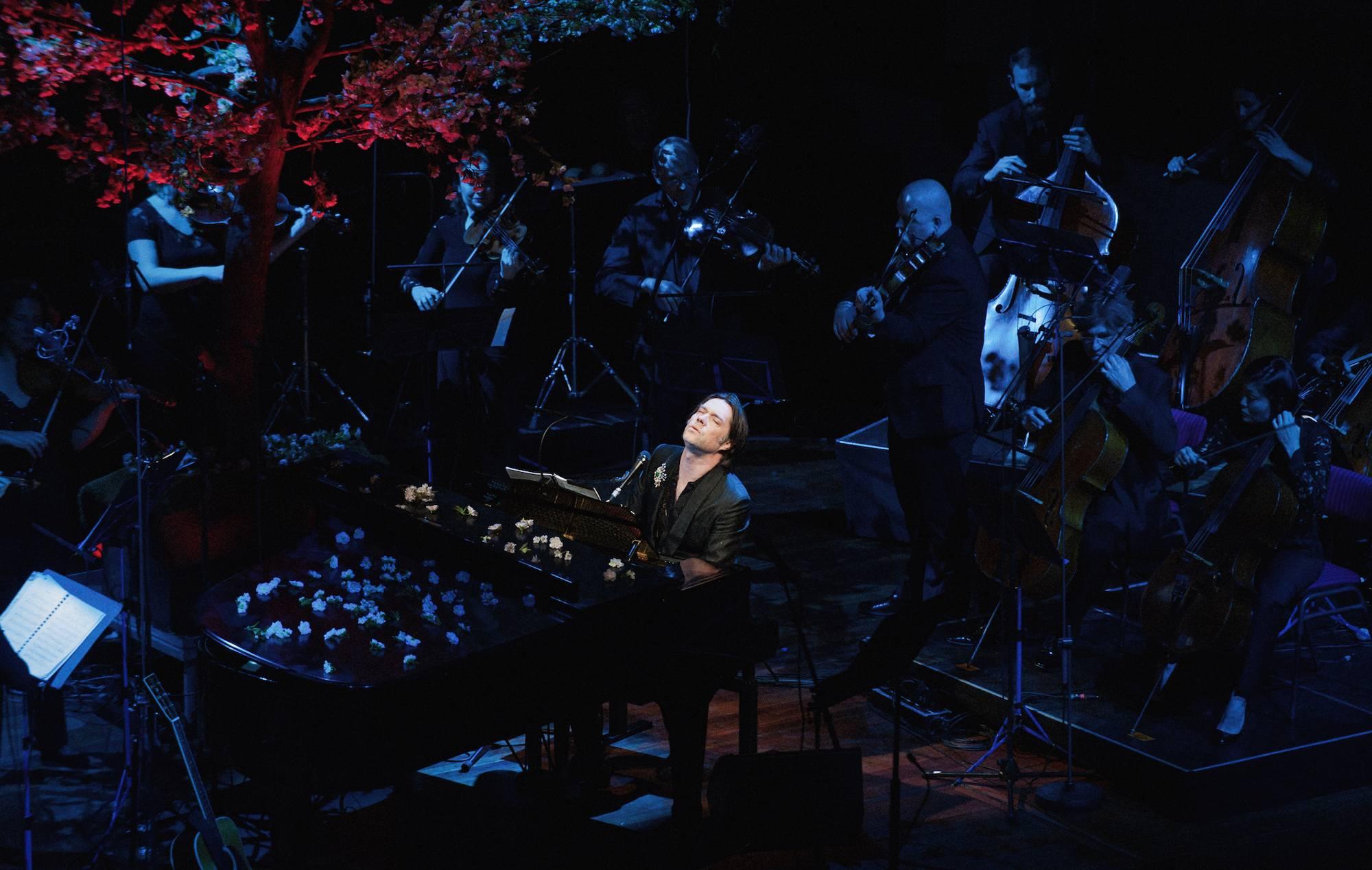Rufus Wainwright announces new live album with Amsterdam Sinfonietta