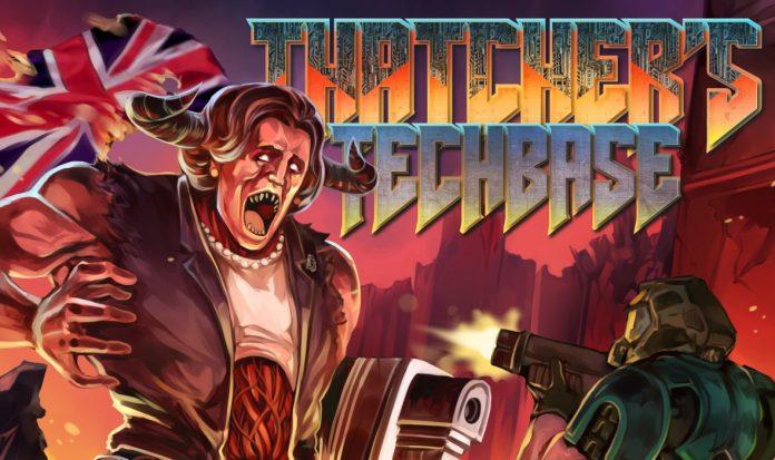Thatcher's Techbase. Credit: Core Lo Art