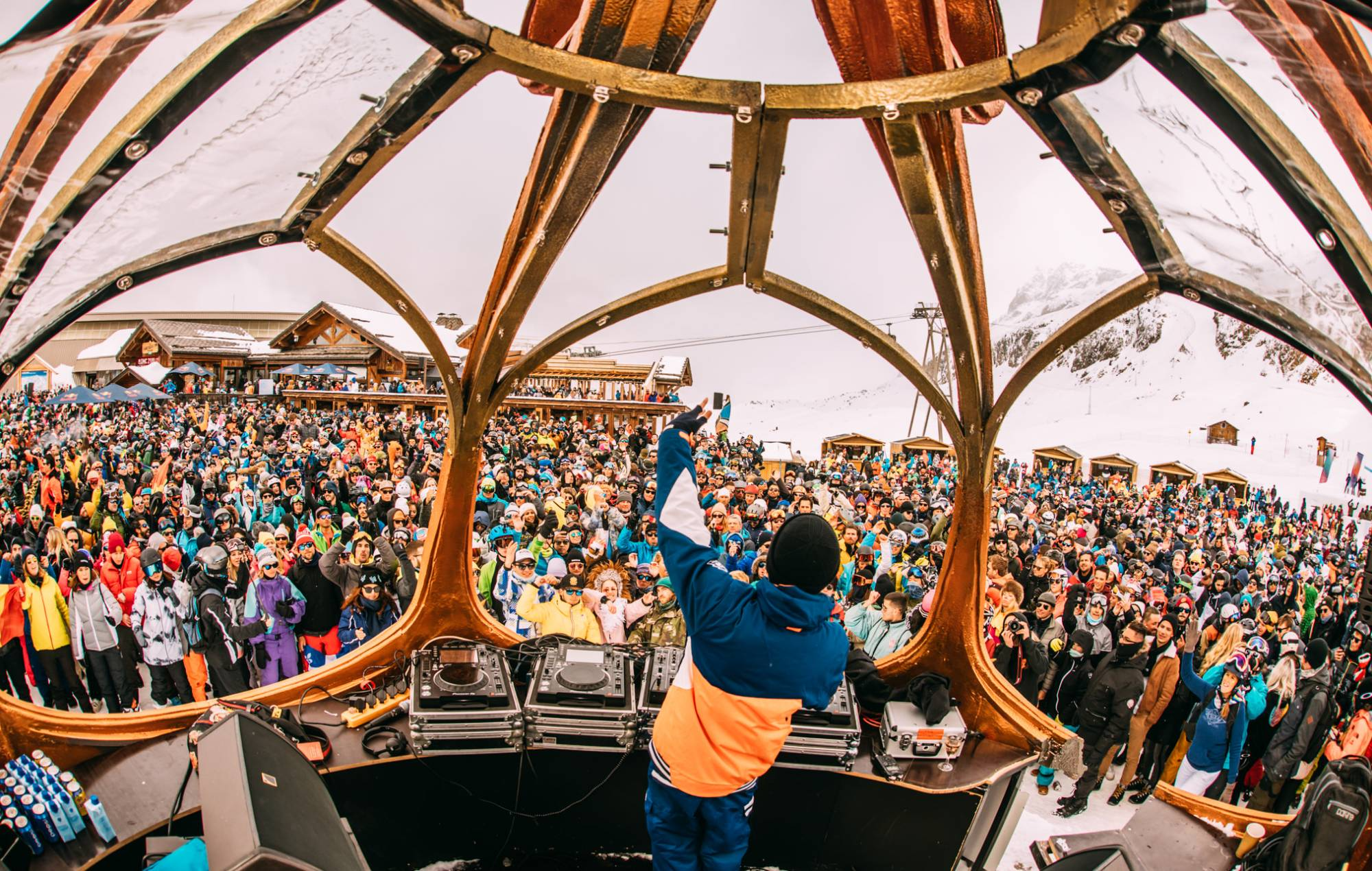 Tomorrowland announce winter edition of their festival for 2022