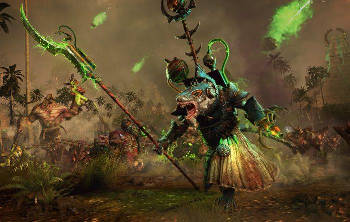 Total War Warhammer 2 Ikit Claw