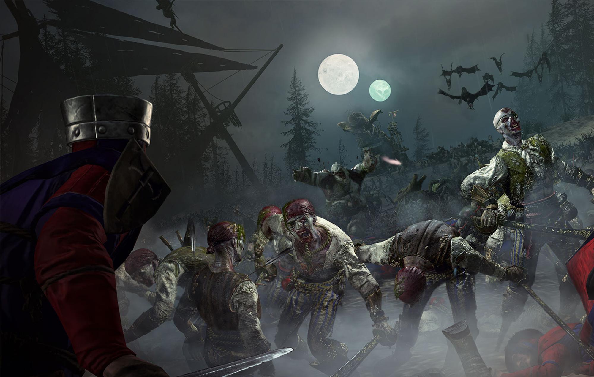 Total War: Warhammer 2 vampire coast