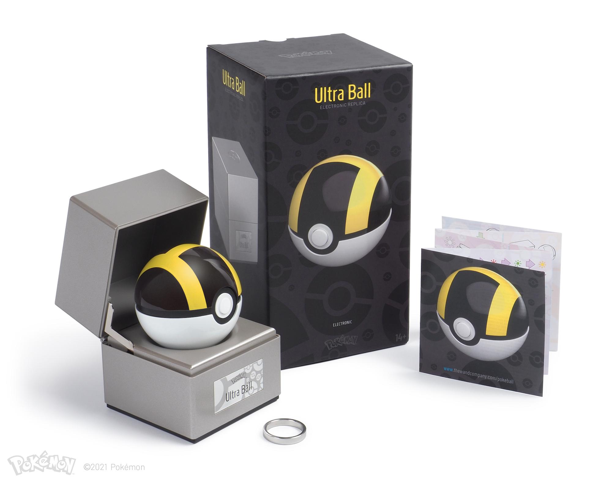 Pokemon Ultra Ball