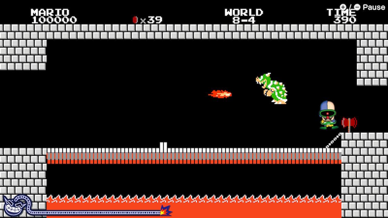 WarioWare: Get It Together! Credit: Nintendo