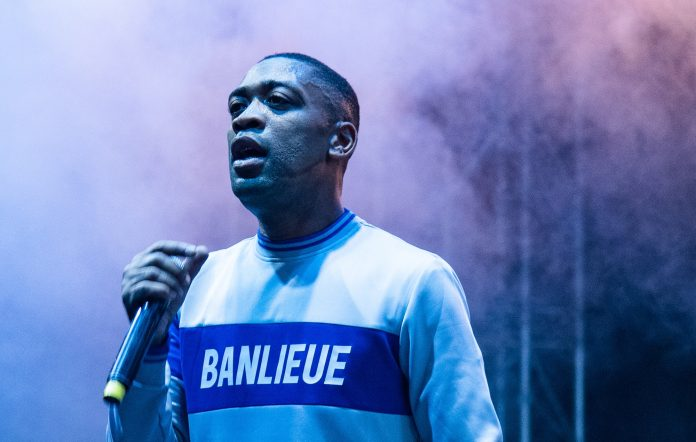 Wiley performing in 2019