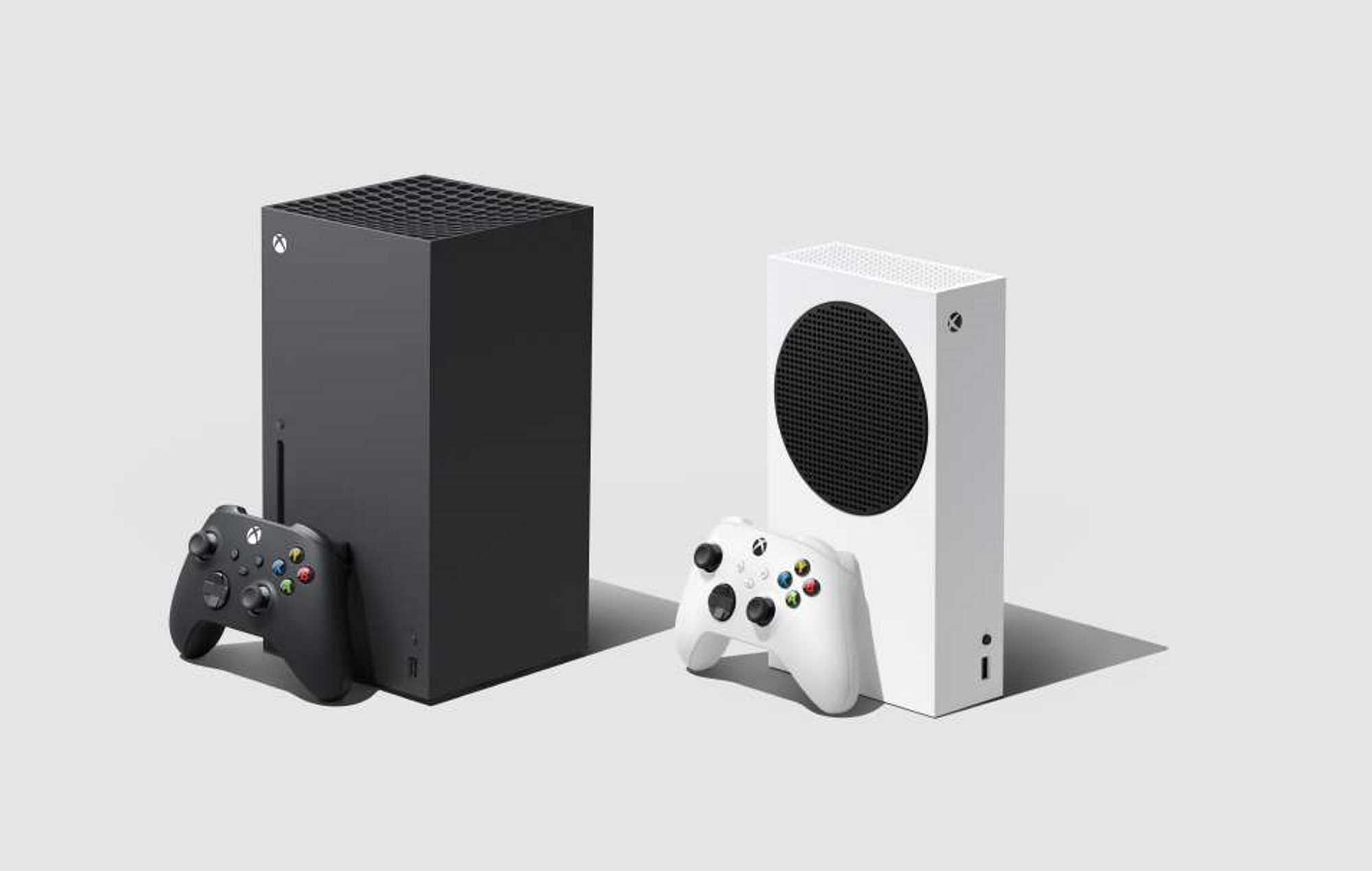 Xbox Series S and Xbox Series X