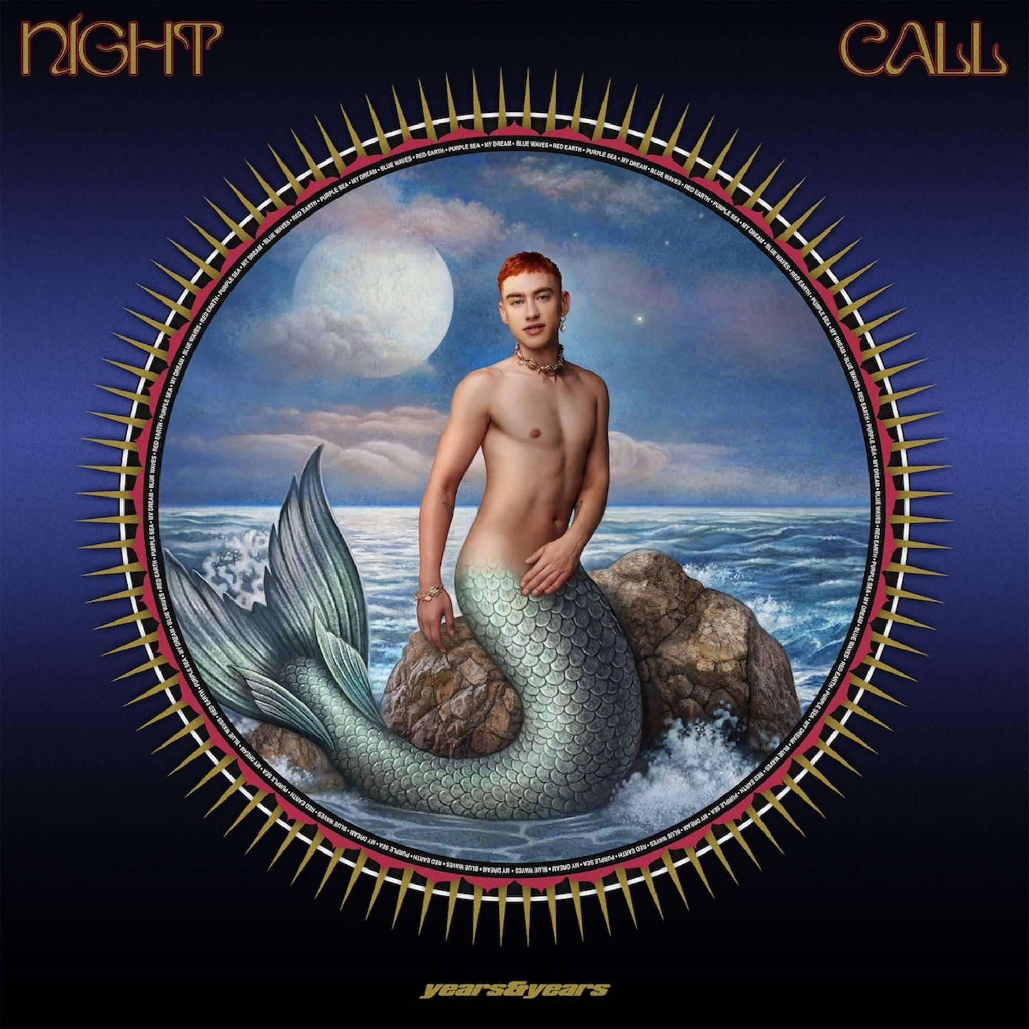 Years & Years - 'Night Call' artwork