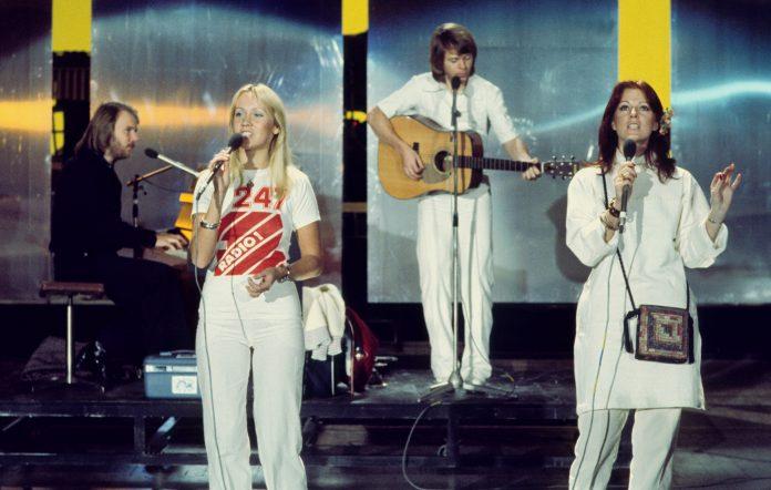 ABBA live 1976