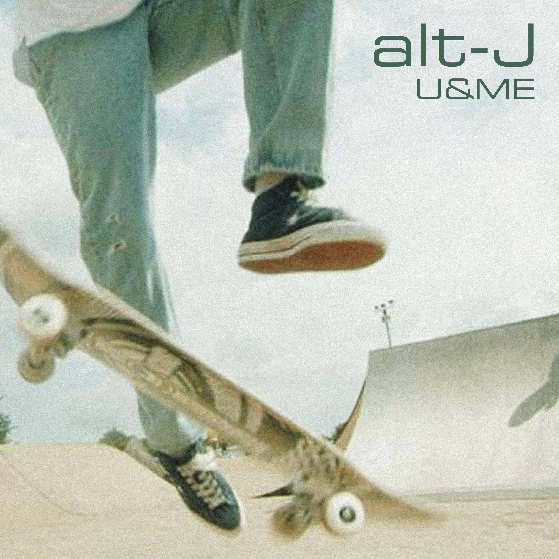 Alt-J - 'U&Me' artwork