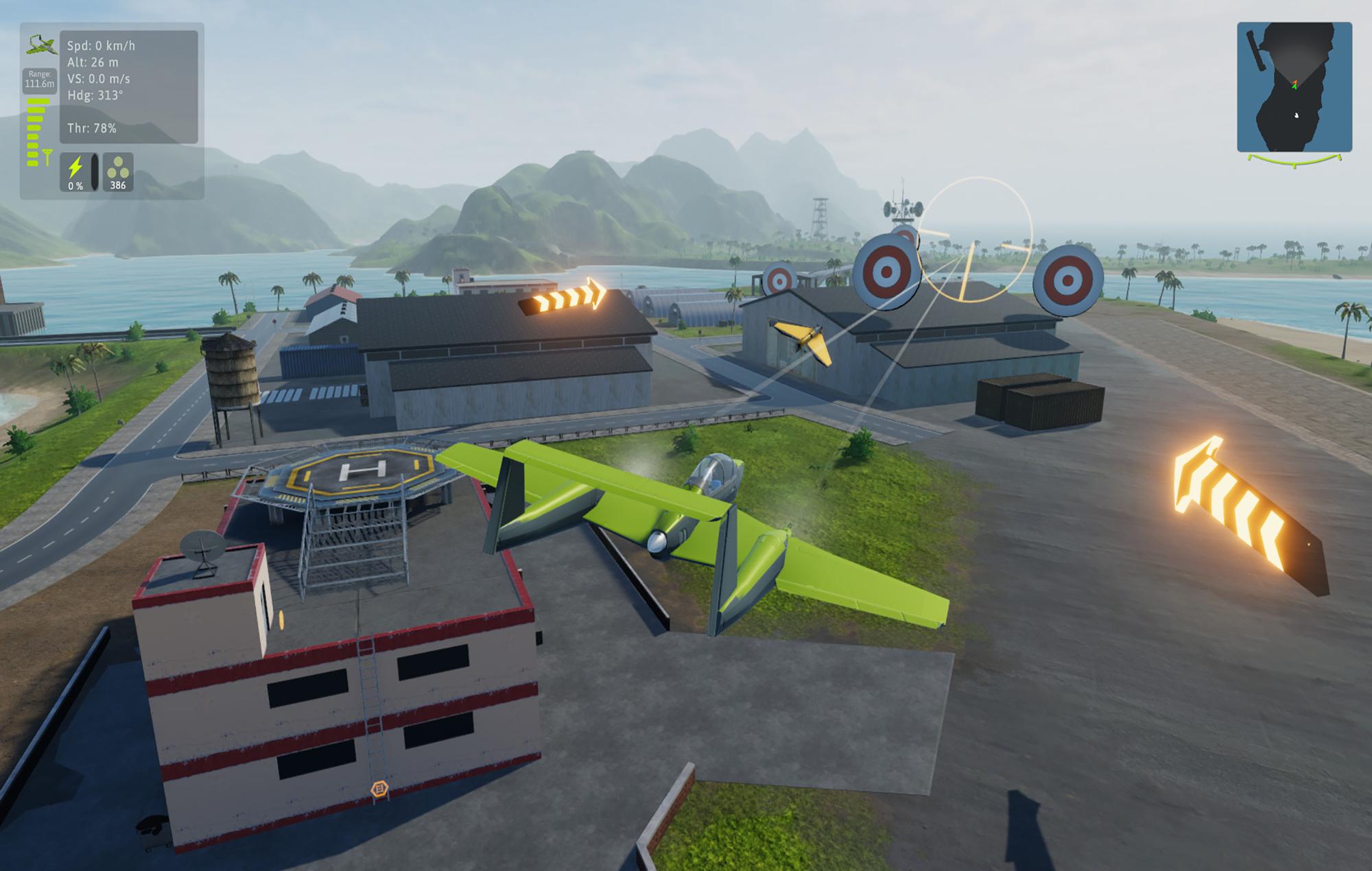 Balsa Model Flight Sim. Image credit: Floating Origin Interactive