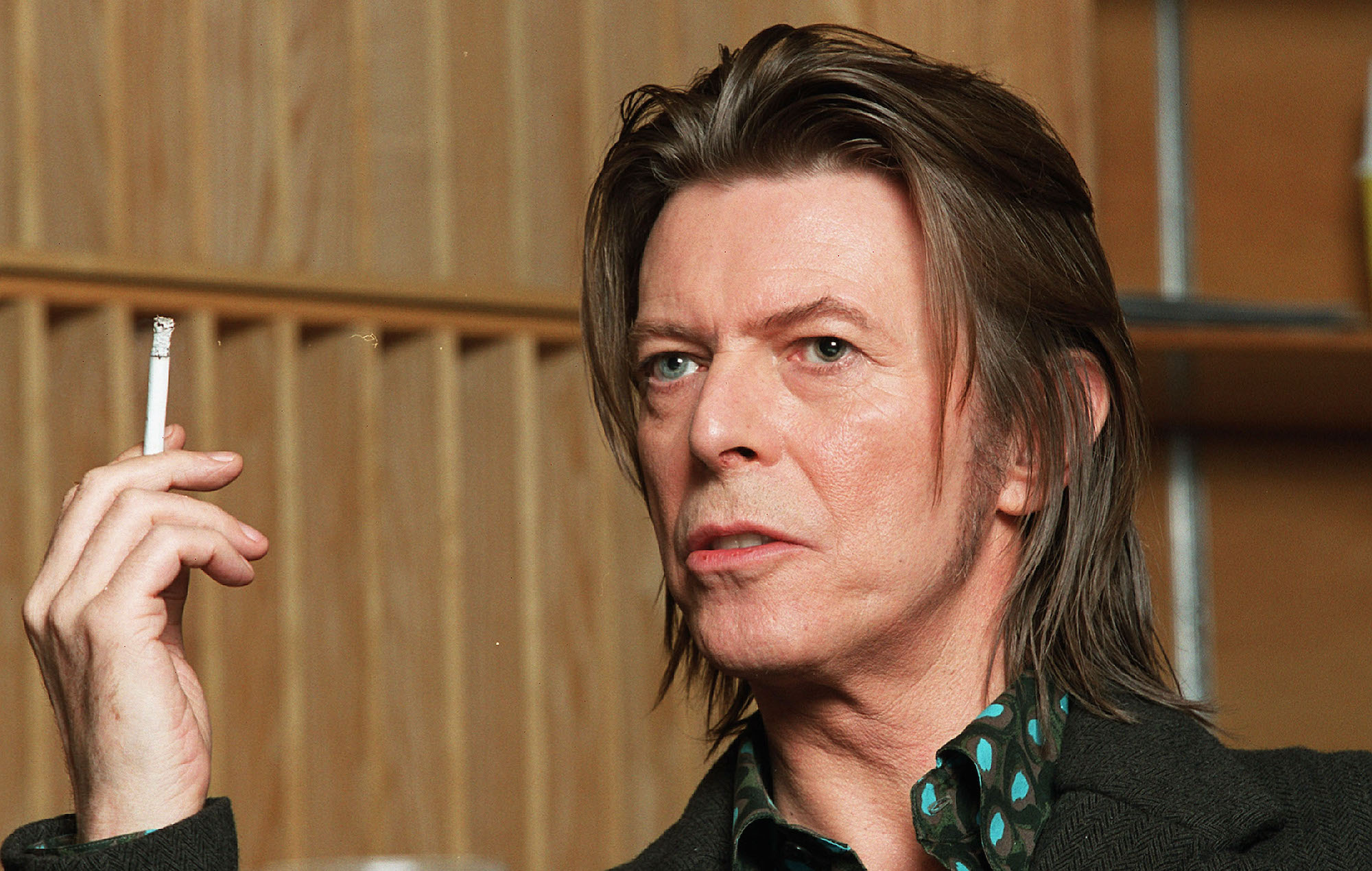 Listen to two previously unreleased versions of David Bowie's 'Karma Man' and 'Silly Boy Blue'