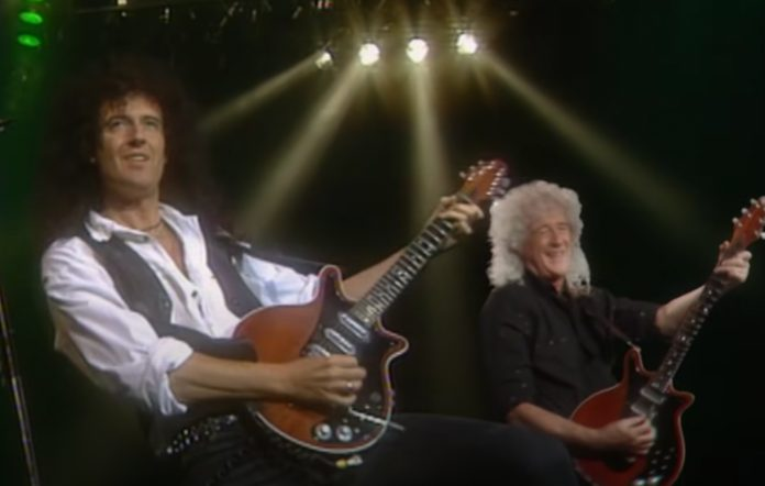 brian may back to the light reissue