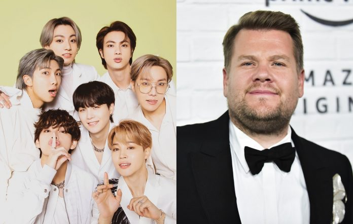 bts james corden 15 year old girls unusual cancelled un appearance