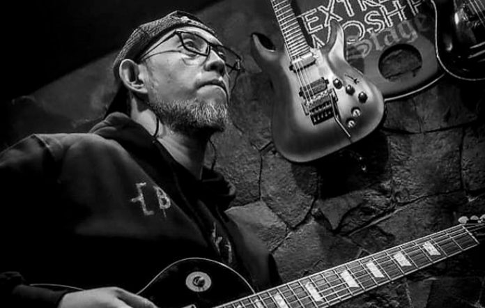 Burgerkill guitarist Eben aka Aries Tanto dead at 46