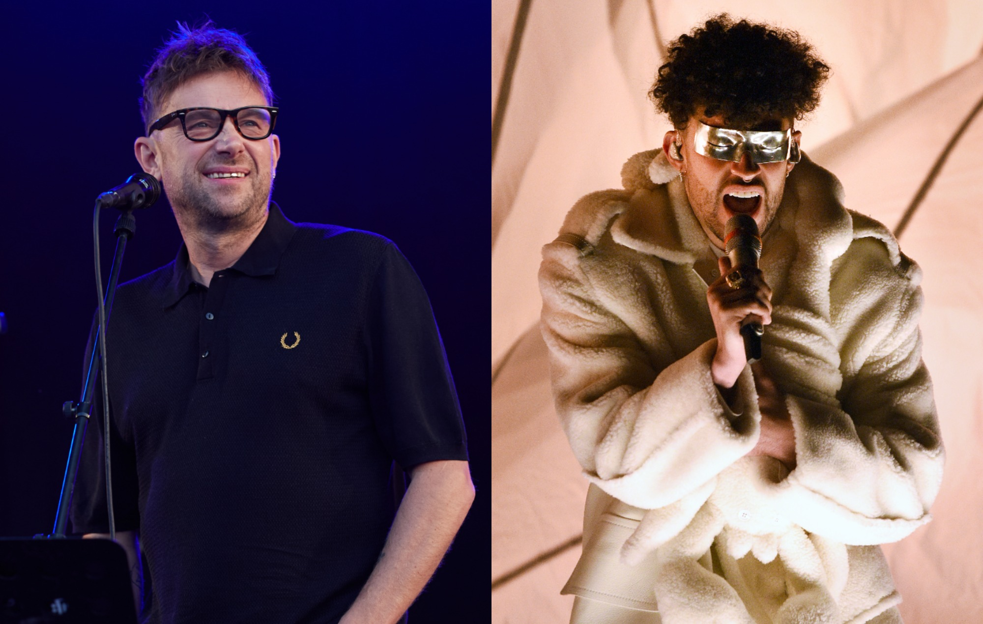 Damon Albarn confirms Gorillaz collaboration with Bad Bunny