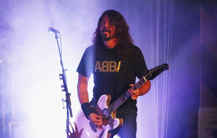 dave grohl abba