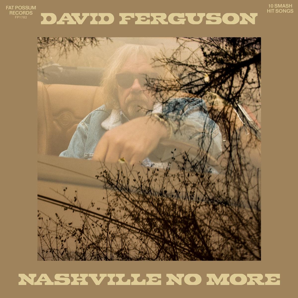 David Ferguson Nashville No More cover