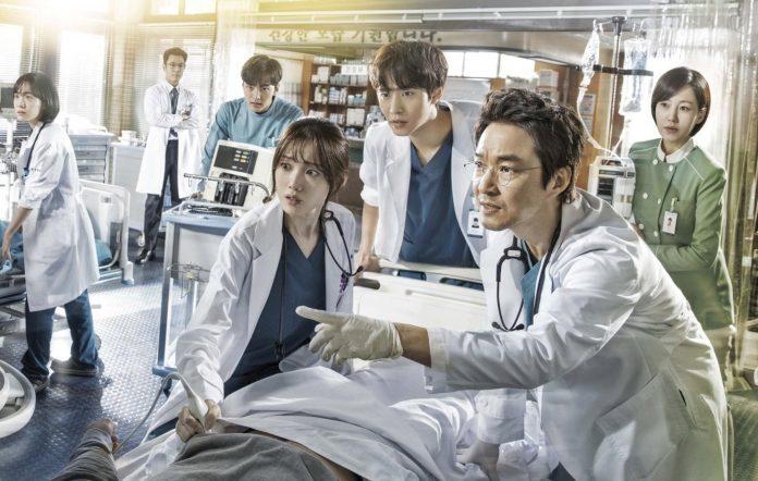 Dr. Romantic Season 3 Han Suk-kyu Ahn Hyo-seop
