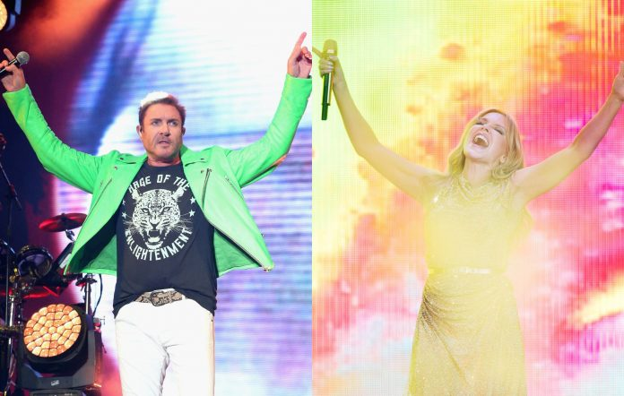 Duran Duran / Kylie Minogue