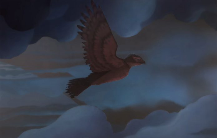 The music video for Fleet Foxes' 'Featherweight'