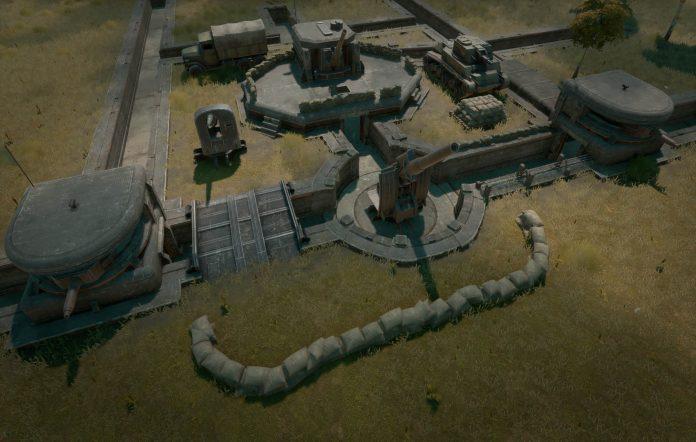 Foxhole. Image credit: Siege Camp