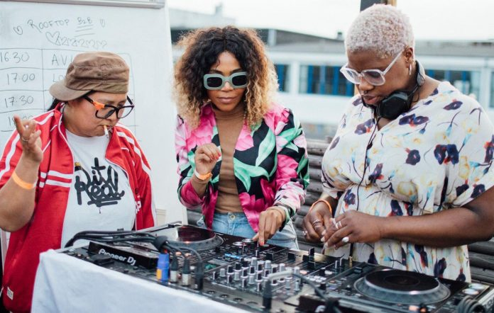 future female sounds dj academy
