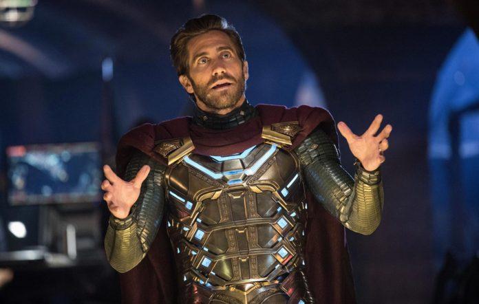 Jake Gyllenhaal Mysterio